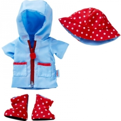 Ensemble vêtements de pluie 30 cm