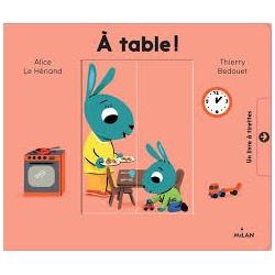 Les minousses - A table !