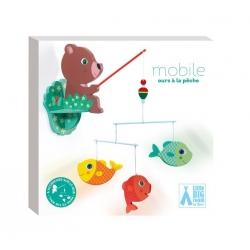 Mobile - Ours à la pêche