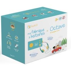 Pack Edition limitée Lunii + Octave