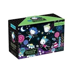 Puzzle Glow in dark - Fées