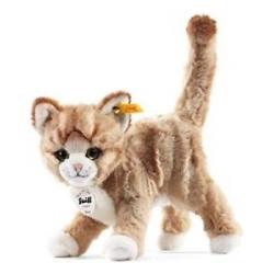 Chat beige Mizzy 25 cm