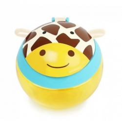Zoo snack cup girafe