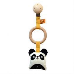 Hochette poussette Panda