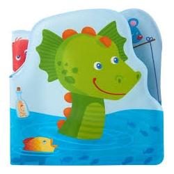 Livre de bain - Dragon aquatique Nessie