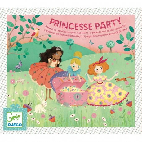 Anniversaire Princesse Party Lolifant