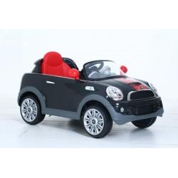 Voiture électrique 12V RC Mini Cooper S noire