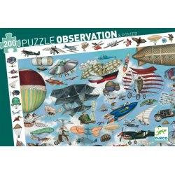 Puzzle observation 200 pièces - Aéro club