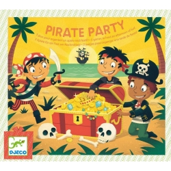 Anniversaire - Pirate party
