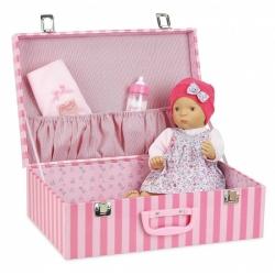 Bibichou - Inès dans sa valise
