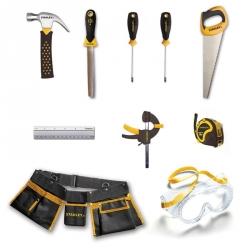 Stanley Jr. Set de 10 outils