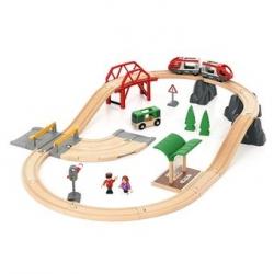 Circuit ville rail et route