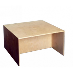 Table en bois Kubus