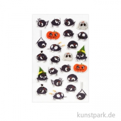 Cooky stickers - Araignées