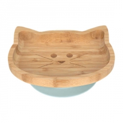 Assiette chat Little Chums