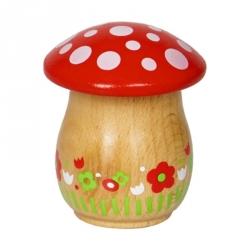 Jeu de puces champignon