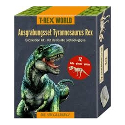 Kit de fouille archéologique - T-Rex