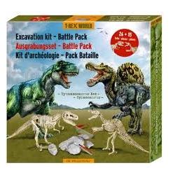 Kit de fouille archéologique - Pack bataille