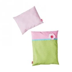 Parure de lit pour poupée- Magie du primtemps