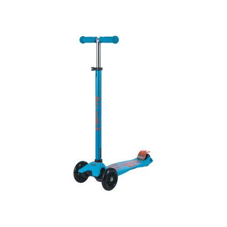 Trottinette Micro Maxi deluxe Caribbean blue