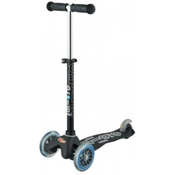 Trottinette Micro mini deluxe Black Grey