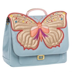 Cartable It Bag Mini - Butterfly Gold