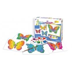 Aquarellum Papillons