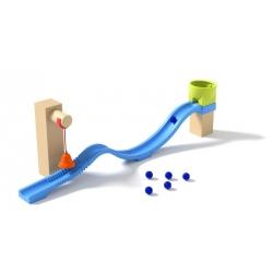 Kugelbahn - Rattle race