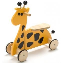 Trotteur girafe