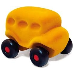 Bus jaune Rubbabu