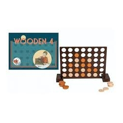Wooden 4 Egmont