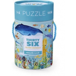 Puzzle 36 100 pièces - Océan