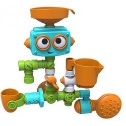 Robot d'activités pour le bain