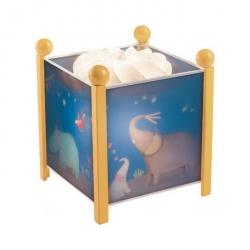 Les Papoums - lanterne magique