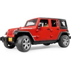 Bruder - Jeep Wrangler Rubicon