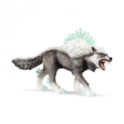 Eldrador créatures - Loup des neiges