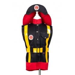 Déguisement - Pompier 4-6 ans