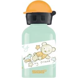 Gourde Sigg 0.3 L Bear Friend
