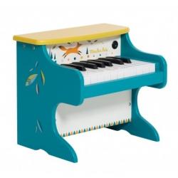 Le voyage d'olga - Piano électronique