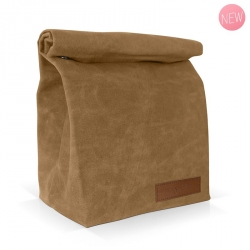 Lunch bag isotherme camel