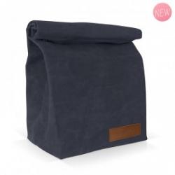 Lunch bag isotherme bleu marine