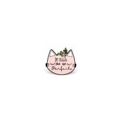 Pin's chat - Parfaite