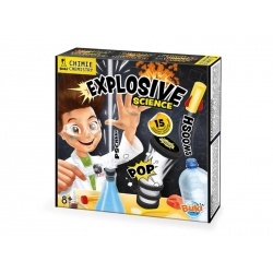 Sciences explosive