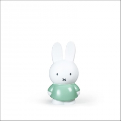 Mini tirelire Miffy verte