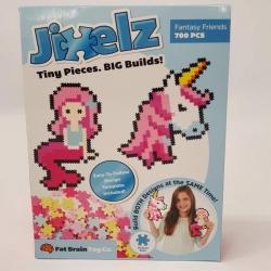 Jixelz - Personnages fantastiques