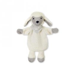 Marionnette Mouton gris