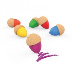 Crayons noisette