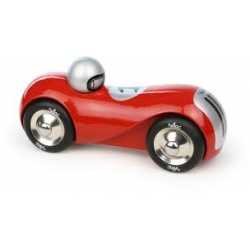 Voiture Streamline rouge