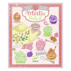 Artistic patch - Gourmandises