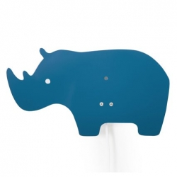 Roommate - Lampe rhinocéros